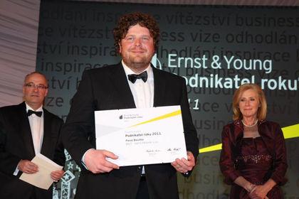 Entrepreneur of the Year 2011